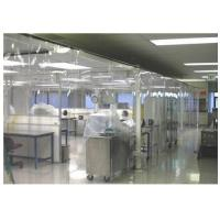 Quality PVC Curtain Wall Mobile Clean Room  For Operation Theatres / Bio Fertilizer Labs for sale