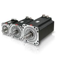 Quality 3 Phase Electric Synchronous Servo Motor With High Power Density And High Peak Torques for sale