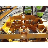 China High Strength Placing Boom Concrete Pump Fully Hydraulic Foldable Arms on sale