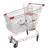 Quality Best Selling Metal Shopping Cart with good quality trolley for sale