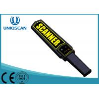 Quality Hand Wand Metal Detector For Inspecting Gun / Knives for sale