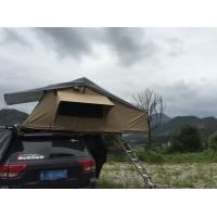 Quality Canvas Off Road 4x4 Roof Top Tent Single Layer TL19 For Outdoor Camping for sale