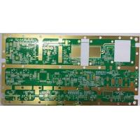 China Lead Free HDI Printed Circuit Boards 16 Layer High Frequency Mixed Pressure on sale