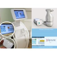Buy Liposonix HIFU Machine / High Intensity Focused Ultrasound Body Slimming Machine at wholesale prices