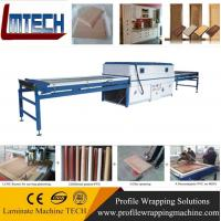 China PVC door Vacuum Surface Membrane Press Machine on sale