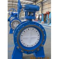 Manual Casting Triple Eccentric Butterfly Valve With API Standard
