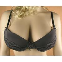 Buy cheap Black One-Piece Definition Comfortable Custom Padded Plus Size Convertible Bra For Ladies product