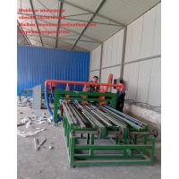 Quality Mgo Board Production Line for Vent Pipe , Construction Material Making Machinery for sale