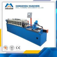 Quality U Channel Light Keel Roll Forming Machine With Chain Transmission System,hydraulic cutting for sale