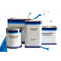 Quality High Gloss 2k Epoxy Primer , Rust Resistant Mixture Car Paint Hardener for sale
