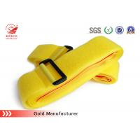 Buy cheap Sticky Back Nylon Hook Loop Straps For Luggage , Self-Gripping buckle cinch from wholesalers