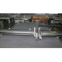 China Highly Efficient Mat Cutting Machine 2500*1600mm Cutting Area For Sporting Goods on sale