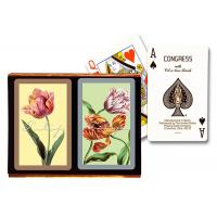 Quality Plastic Congress Marked Playing Cards Decks Invisible Ink Processed Playing Cards for sale