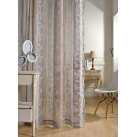 Quality Contemporary style Hotel Luxury Ready Made Curtains / Custom Made Curtains for Living Room for sale