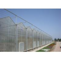 Quality High Transparency PC Sheet Greenhouse Large Size Good Heat Preservation Performance for sale