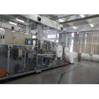 Quality High Speed Wet Wipes Production Line Full Servo Driving Longer Knife Service Time for sale