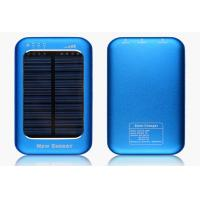 Quality 3500mah Solar Emergency Phone Charger Adaptor For Digital Cameras for sale