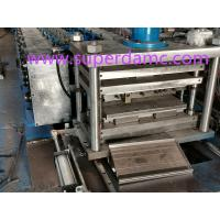 Quality Superda 65cm storage shelf panel making machine rack production line for sale for sale