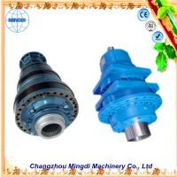 Quality 2.6~900 kNm Torque Planetary Gear Reducer 1500KW Motor Horizontal for sale