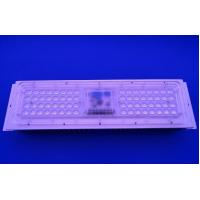 Buy cheap New product 50 Watts 3030 LED Street light with Driverless 25 / 60 / 120 / 157x85 degree Array Lens from wholesalers
