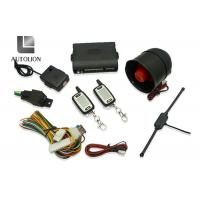 Buy Two Way Car Emergency Alarm System Remote Starter High Security Easy Installation at wholesale prices