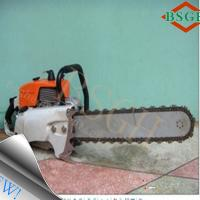 Quality New technology Concrete cutting saw BS-35G gasoline chain saw for sale