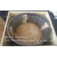 Quality Custom Heavy Stainless Steel Forging Ring EN 10250-4:1999 X20Cr13 1.4021  SUS420JI 420 for sale
