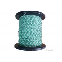 China PVC Insulated Thermocouple Extension Wire Type E Composed Of Positive Leg And Negative Leg on sale