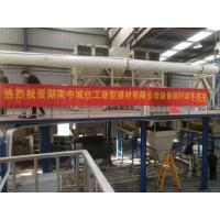Quality Mgo Filling Materials Board Production Line for sale