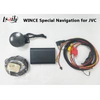 Quality 800*480 WINCE 6.0 GPS Navigation Box Special for JVC 128MB / 256MB for sale