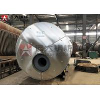 Quality Diesel Gas Horizontal Fire Tube Boiler 6 Ton High Speed Corrosion Resistance For EPS for sale