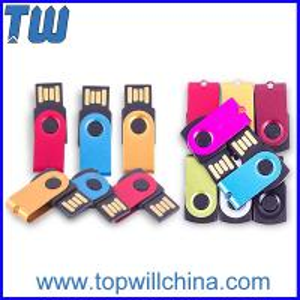 Delicate Tiny Portable Swivel Usb Flash Memory 4GB 8GB Storage Products