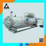 Quality Stainless steel single pot semi - automatic horizontal retort sterilization machine for sale