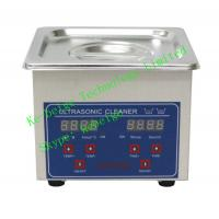 Quality 1.3L 60W Jewelry Lab Dental Digital Ultrasonic Washer Ultrasonic Cleaner with Heating for sale