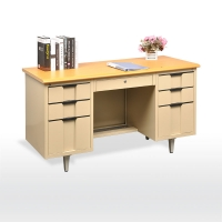 Quality Rust Proof Treatment KD-071 Length 150cm Office Table Desk for sale