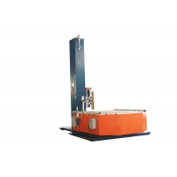 Buy cheap 14rpm 2.5kW PLC Rotary Stretch Pallet Shrink Wrapper Rotary Stretch Wrapper from wholesalers