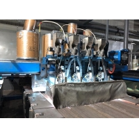 China Horizontal 0.75KW 3150mm Wear Plate Cladding Welding Machine on sale