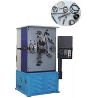 Buy cheap 220V 3P 50/60 Hz 5 Axis Automatic Used Spring Coiler Max Outer Diameter 80 mm product