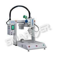 China 4 Axis Servo Motor Drive SMARTER Soldering Machine For Point Solder, Slide Solder on sale