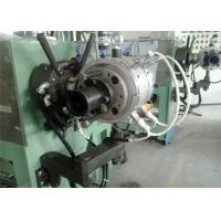 Extruding Process Cable Production Machines , Wire And Cable Machinery Long Using Life