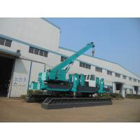 Quality ZYC Series Hydraulic Pile Driving Machine 460T Piling Capacity Energy Saving for sale