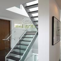 Quality low price 10 mm clear tempered/toughened glass for balustrade for sale