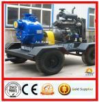 Quality QZX series diesel engine Self-priming water pump,sewage pump for sale