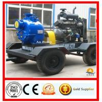 Quality QZX series diesel engine Self-priming water pump,sewage pump for sale