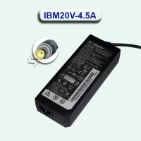 Quality 90w lenovo power adapter for ibm latop charger black colour 20V 4.5A tip 7.9*5.0mm for sale