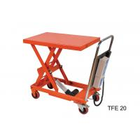 Quality General Fixed Electric Lift Table Platform For Metal Industry And Workshop for sale