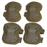 Buy cheap Tactical Combat Molle Gear Accessories Knee Protection Pads , High Safe Knee Pad product