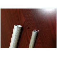 Buy cheap Extrusion Anodized Round Aluminum Tubing Customized Design For Cars / Trains from wholesalers