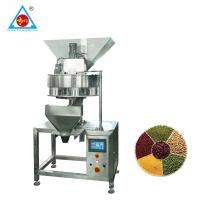 China Factory volumetric cup dosing cashew nut packing machine packing machine nut sachet filling machine on sale