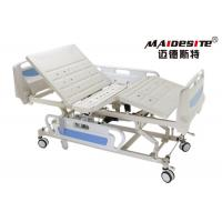 Buy cheap Five Function Variable Height Hospital Bed Electric Medical Equipment product